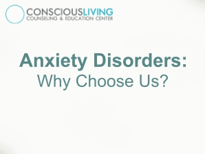 Anxiety Counseling: Why Choose Us?